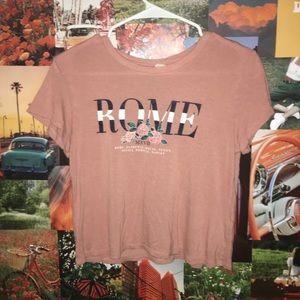 H&M Rome shirt
